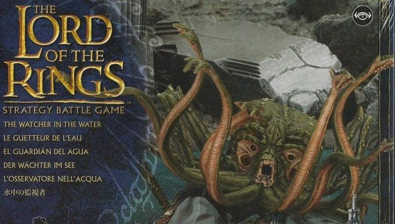 The Watcher in the Water - Middle Earth Strategy Battle Game - The Hooded Goblin