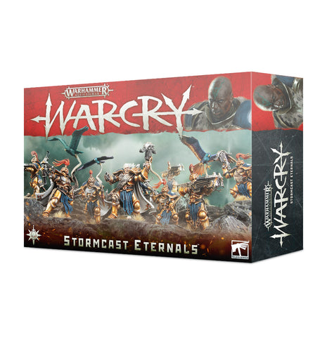 Warcry: Stormcast Eternals Warband