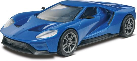 2017 Ford GT Scale: 1/24 Snaptite