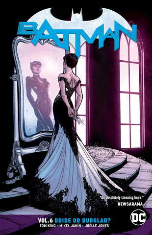 Batman Vol. 6: Bride or Burglar Paperback