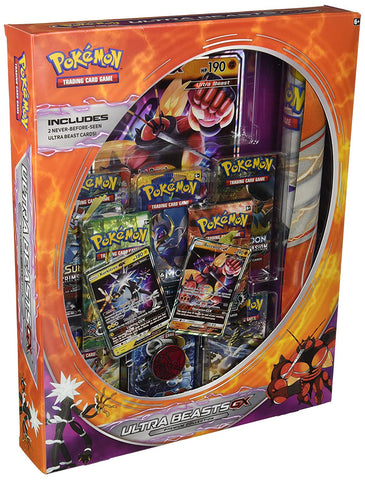 POKEMON ULTRA BEASTS GX PREMIUM COLLECTION