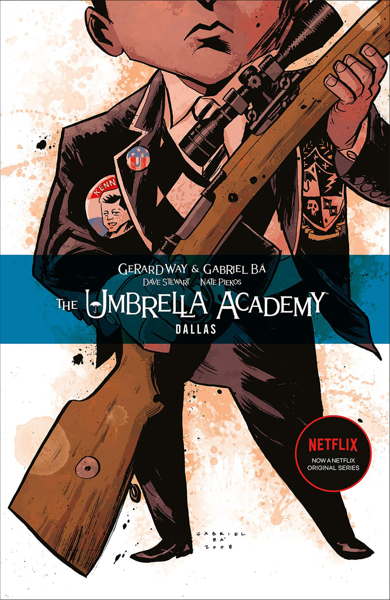 The Umbrella Academy: Dallas Paperback - Graphic Novel - The Hooded Goblin