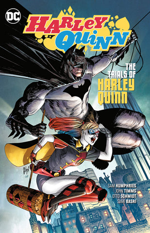 Harley Quinn Vol. 3: The Trials of Harley Quinn Paperback