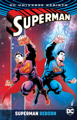 Superman Reborn (Rebirth) (Superman Reborn: DC Universe Rebirth)