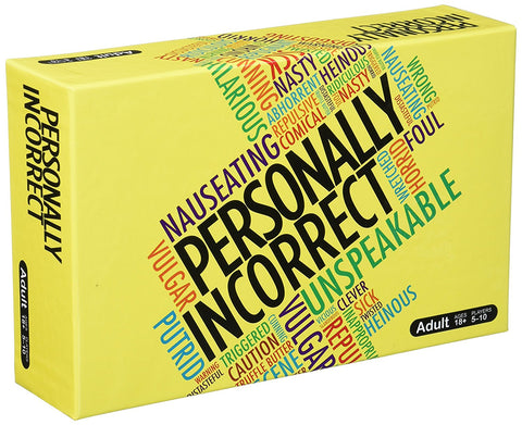 Personally Incorrect: Yellow Box Expansion