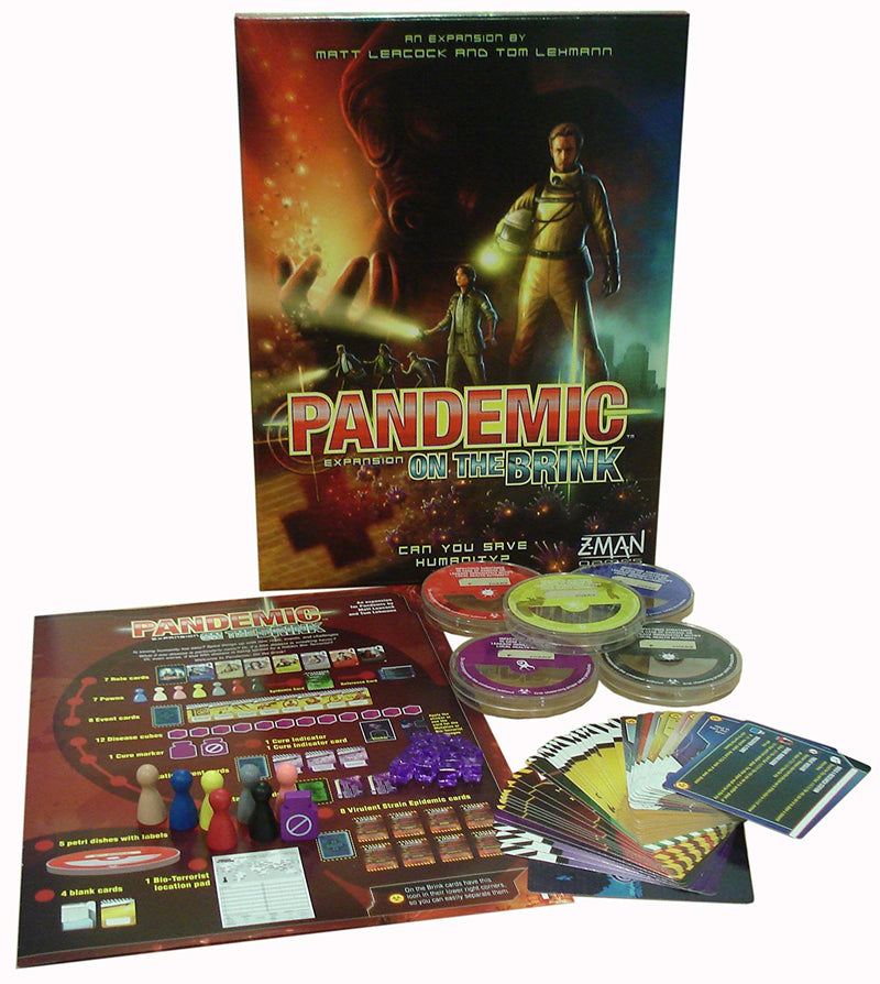 Pandemic: On The Brink Expansion - Board Game - The Hooded Goblin