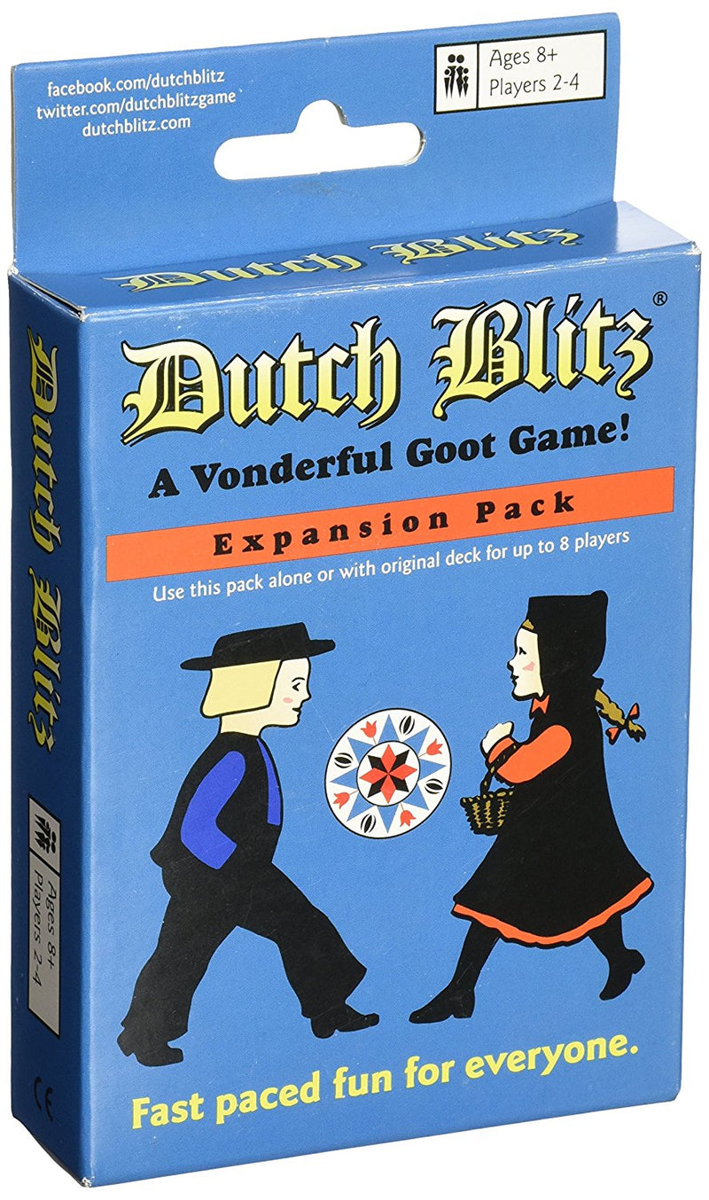 Dutch Blitz Expansion - Card Game - The Hooded Goblin