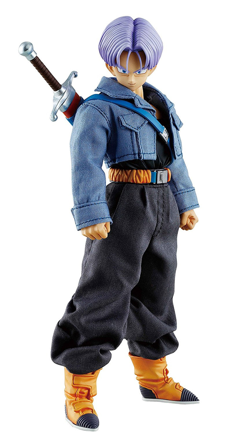 Megahouse Dimension of Dragon Ball Z: Trunks Action Figure - Statue - The Hooded Goblin
