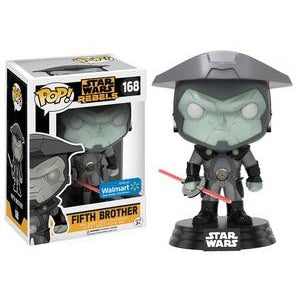 Fifth Brother (Rebels)  Pop Vinyl Pop Star Wars
