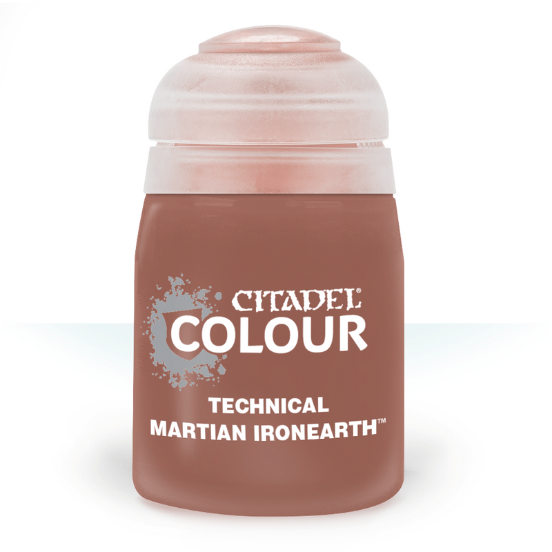 TECHNICAL: MARTIAN IRONEARTH (24ML) - Citadel Painting Supplies - The Hooded Goblin
