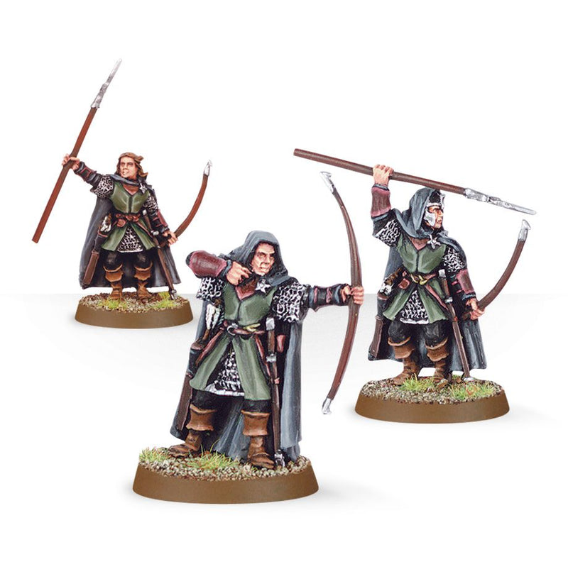 Rangers of the North - Middle Earth Strategy Battle Game - The Hooded Goblin