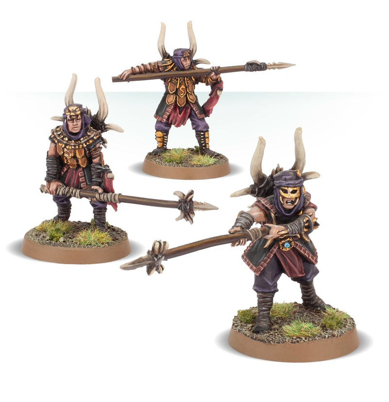 Serpent Guard - Middle Earth Strategy Battle Game - The Hooded Goblin