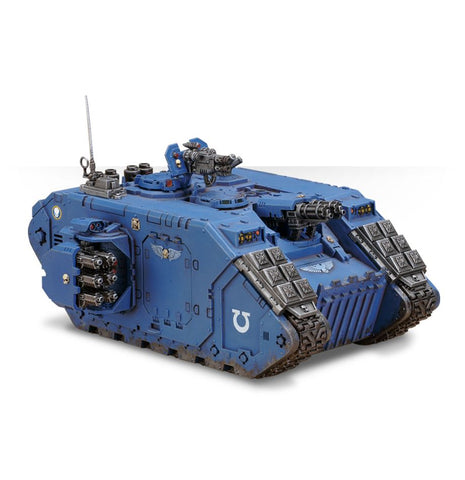 Space Marines: Land Raider Crusader