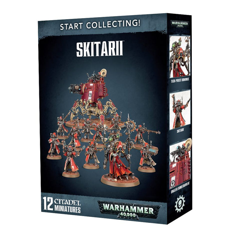 Start Collecting! Skitarii - Warhammer: 40k - The Hooded Goblin