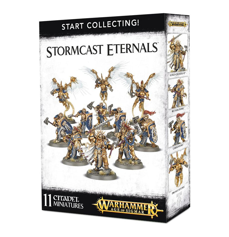 Start Collecting! Stormcast Eternals - Warhammer: Age of Sigmar - The Hooded Goblin