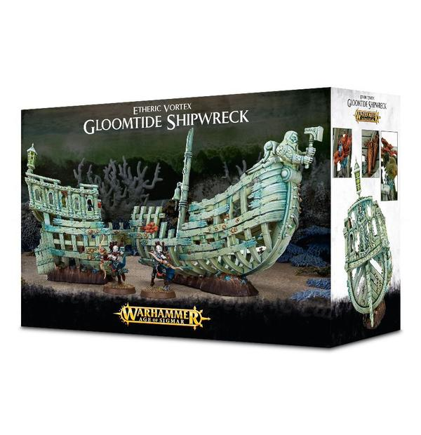 Etheric Vortex: Gloomtide Shipwreck - Warhammer: Age of Sigmar - The Hooded Goblin