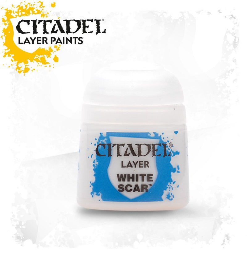 White Scar - Citadel Painting Supplies - The Hooded Goblin
