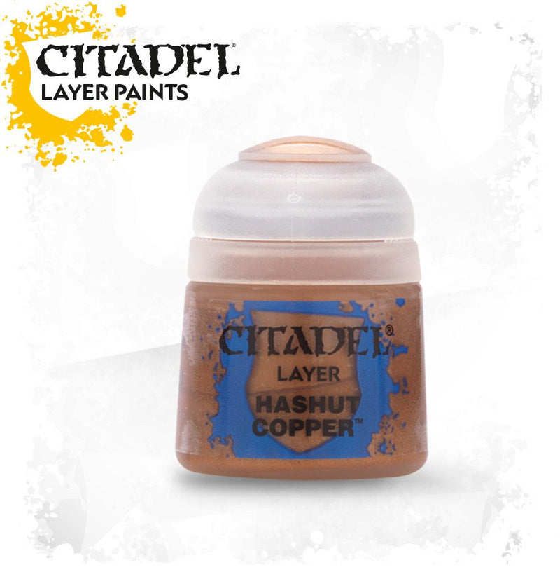 Hashut Copper - Citadel Painting Supplies - The Hooded Goblin