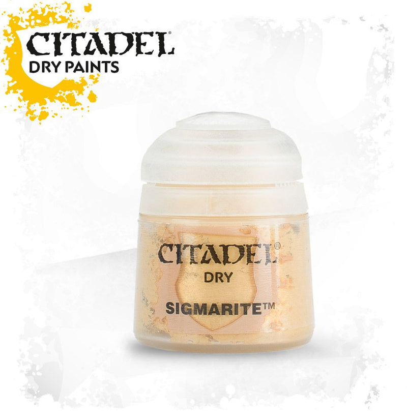 Sigmarite (Dry) - Citadel Painting Supplies - The Hooded Goblin