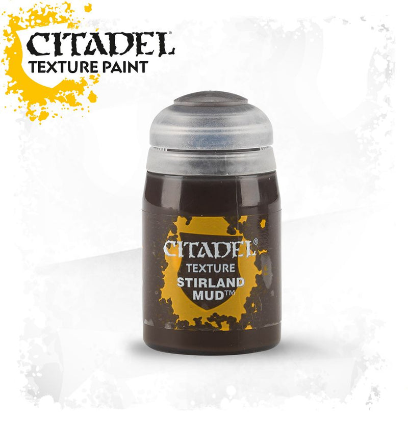 Stirland Mud - Citadel Painting Supplies - The Hooded Goblin