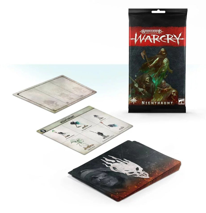 Warcry Card Pack