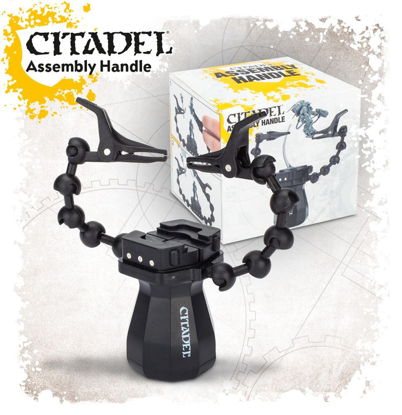 Citadel Assembly Handle - Citadel Painting Supplies - The Hooded Goblin