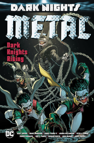 Dark Nights: Metal: Dark Knights Rising Hardcover