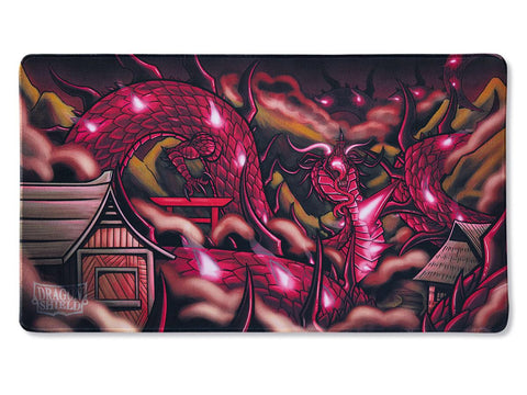 DRAGON SHIELD- PLAY MAT -  Magenta 'Demato'