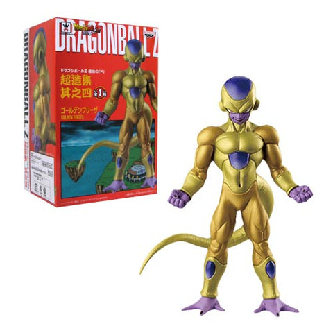 Dragon Ball Z Golden Freeza