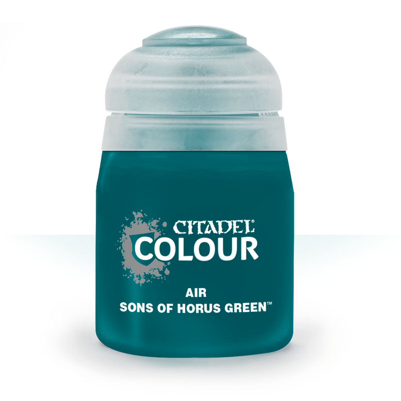 Air: Sons Of Horus Green (24Ml) - Citadel Painting Supplies - The Hooded Goblin