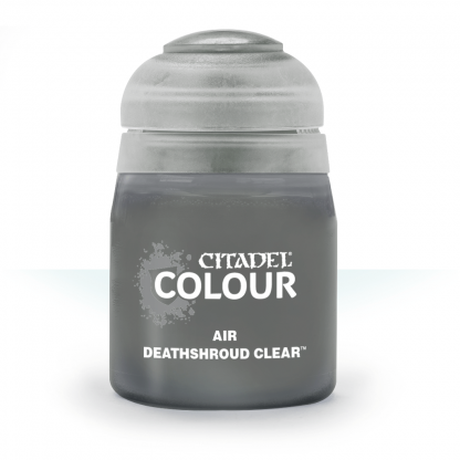 Air: Deathshroud Clear (24Ml) - Citadel Painting Supplies - The Hooded Goblin