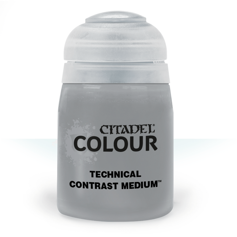 TECHNICAL: CONTRAST MEDIUM (24ML) - Citadel Painting Supplies - The Hooded Goblin