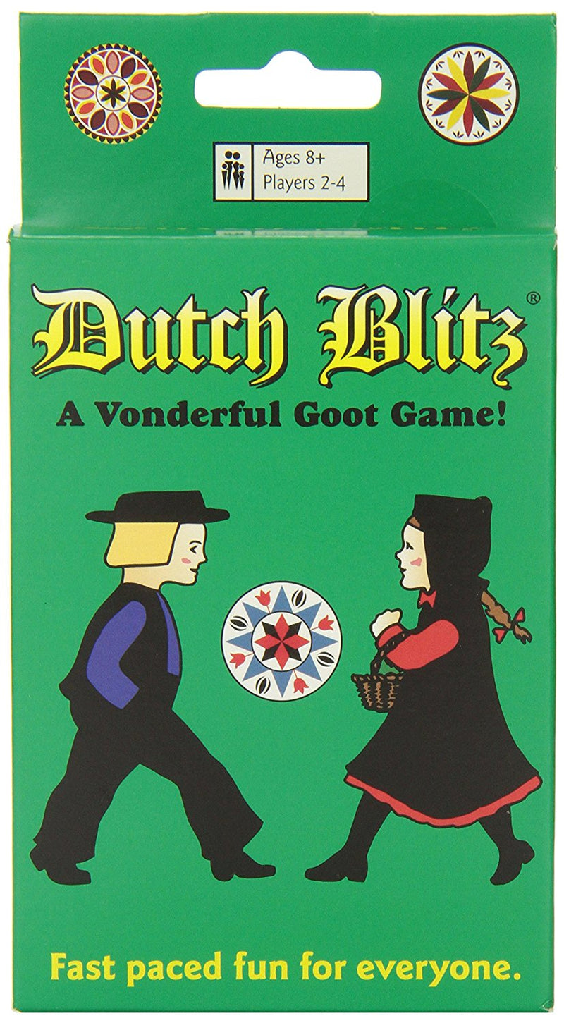 Dutch Blitz - Card Game - The Hooded Goblin