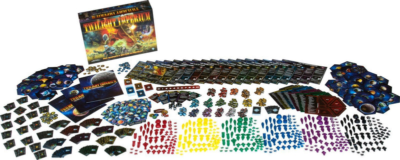 Twilight Imperium 4th Edition - Board Game - The Hooded Goblin