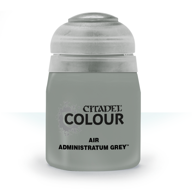 AIR: ADMINISTRATUM GREY (24ML) - Citadel Painting Supplies - The Hooded Goblin