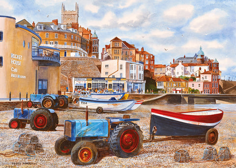 Cromer - 500pc Jigsaw Puzzle by Gibson