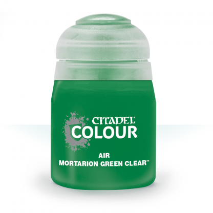 AIR: MORTARION GREEN CLEAR (24ML)