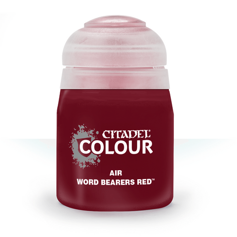 AIR: WORD BEARERS RED (24ML)