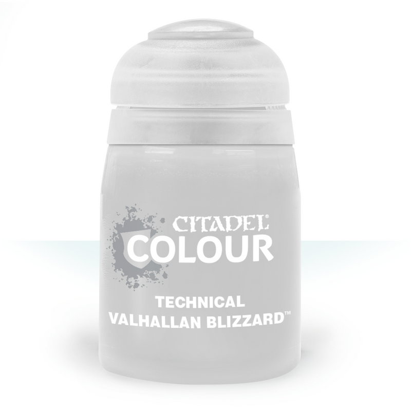 Technical: Valhallan Blizzard (24Ml) - Citadel Painting Supplies - The Hooded Goblin