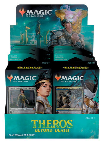 Theros Beyond Death Planeswalker Deck - Set of 2 (Ships Jan 24)