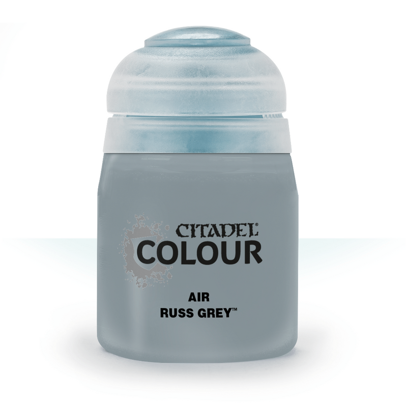 AIR: RUSS GREY (24ML) - Citadel Painting Supplies - The Hooded Goblin