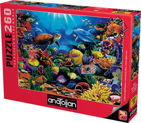 Sea Of Beauty - 260pc Jigsaw Puzzle by Anatolian