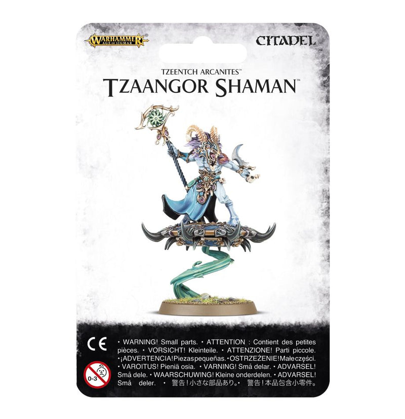 Tzaangor Shaman - Warhammer: 40k - The Hooded Goblin
