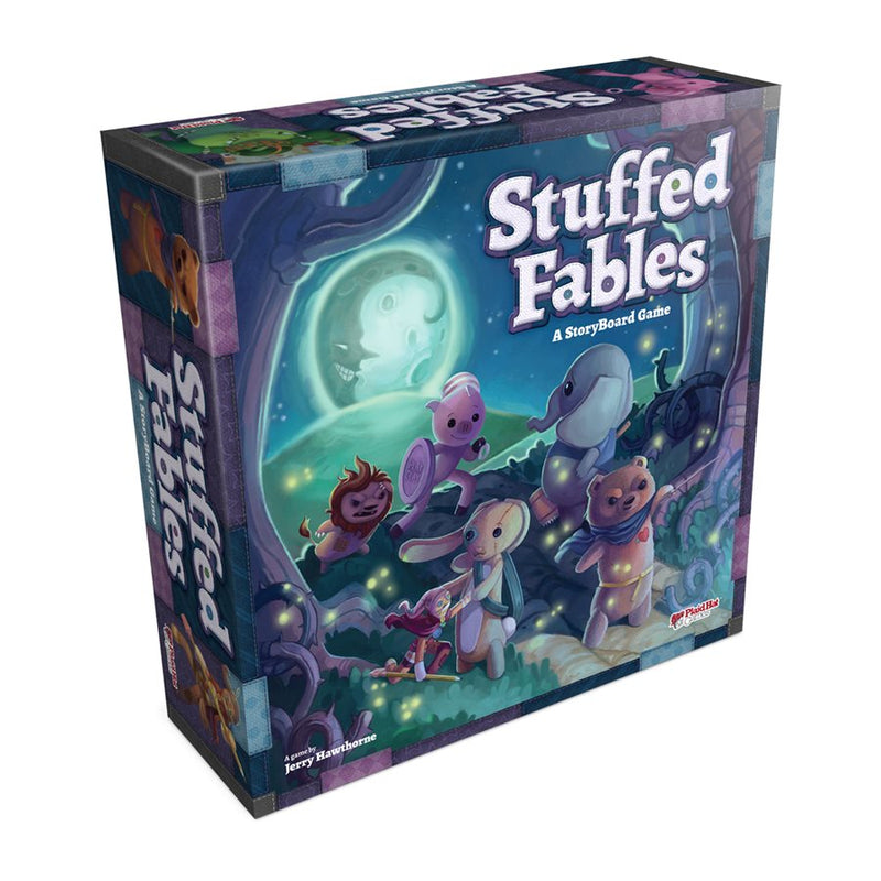 Stuffed Fables - Board Game - The Hooded Goblin