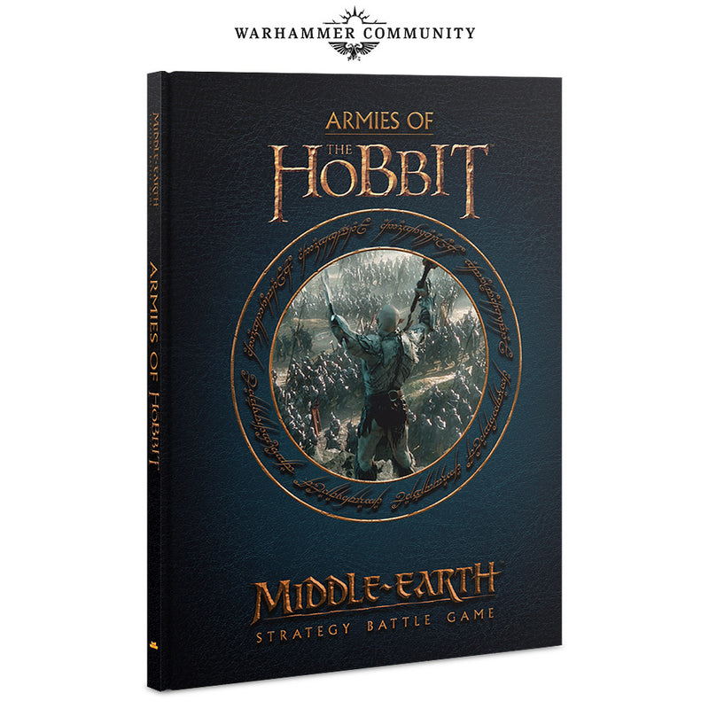 ARMIES OF THE HOBBIT SOURCEBOOK - Middle Earth Strategy Battle Game - The Hooded Goblin