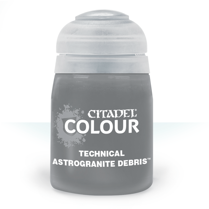 TECHNICAL: ASTROGRANITE DEBRIS 24ML - Citadel Painting Supplies - The Hooded Goblin