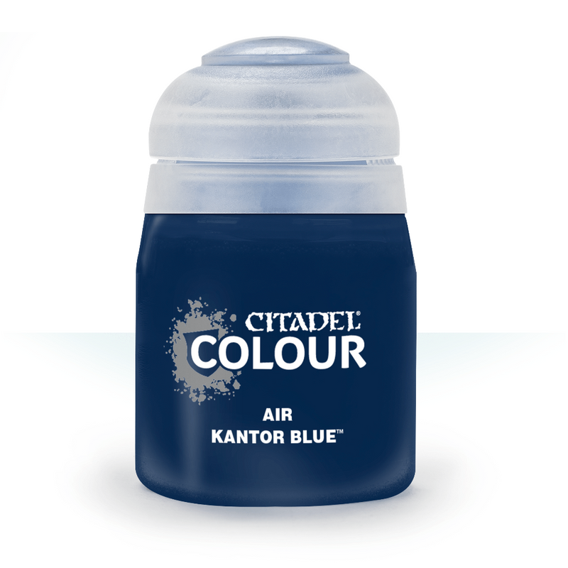 AIR: KANTOR BLUE (24ML) - Citadel Painting Supplies - The Hooded Goblin