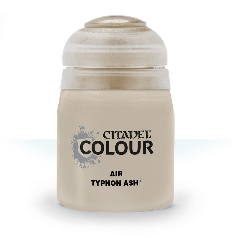 Air: Typhon Ash (24Ml) - Citadel Painting Supplies - The Hooded Goblin