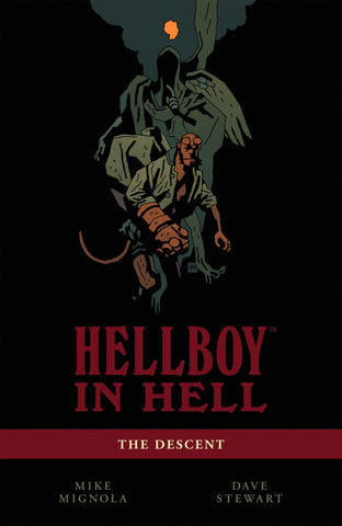 HELLBOY IN HELL TP VOL 01 DESCENT