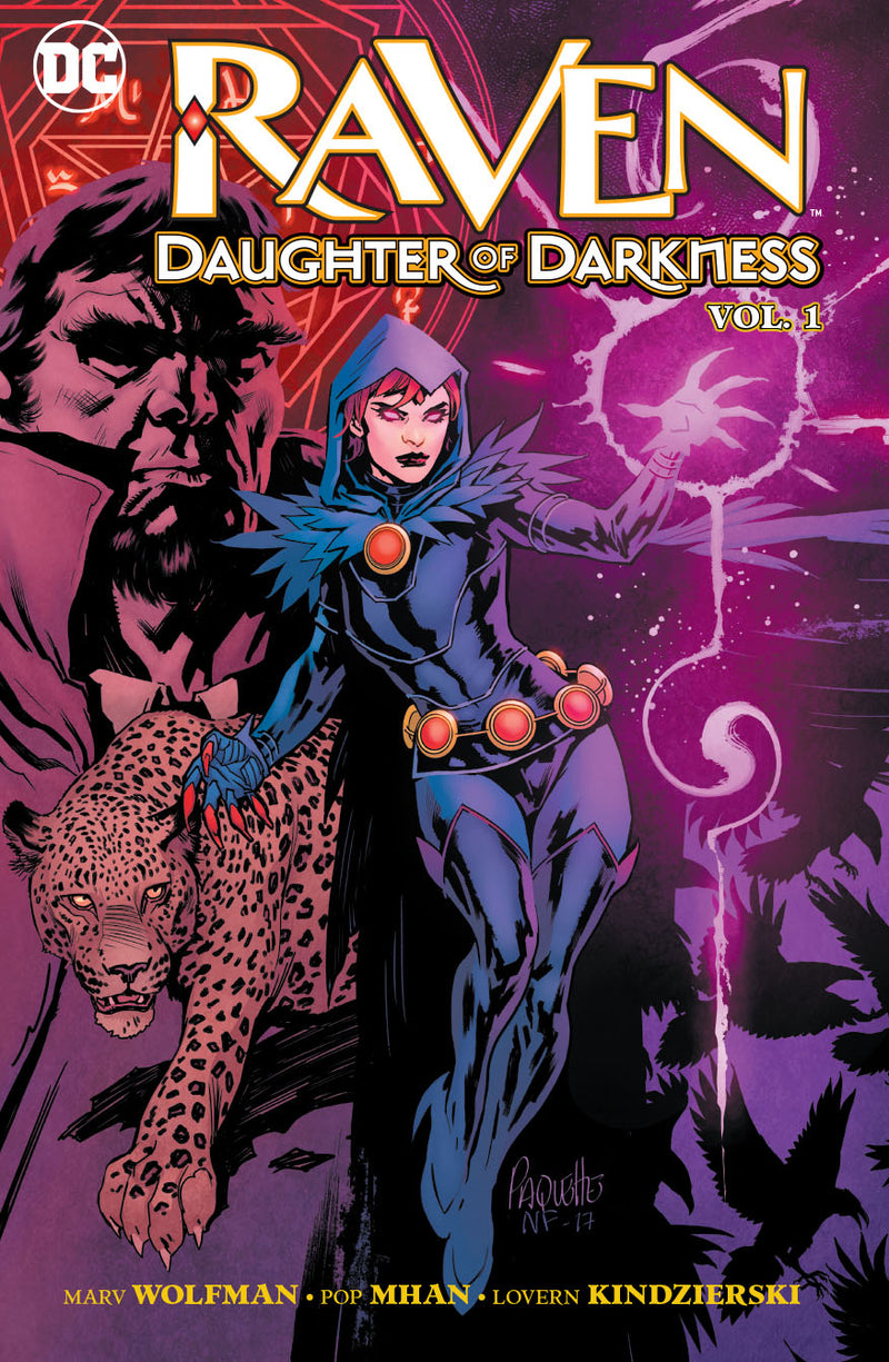 RAVEN DAUGHTER OF DARKNESS TP VOL 01 - Graphic Novel - The Hooded Goblin